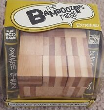 Bamboozler Square Chain Classic Wooden Puzzle ... Fun For All Ages