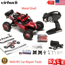 Virhuck 1:12 RC Truck 2.4Ghz 4WD High Speed 25km/h Off-road Car Climbing Truck