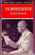 P.G. WODEHOUSE (R. B. D. French/1st British/PBO/Publisher's File Copy)