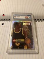1998 COLLECTOR'S EDGE KOBE BRYANT #3 HOLO KB8