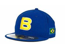 New Era Brazil WBC 59FIFTY 5950 Fitted World Baseball Classic Size 7 3/4