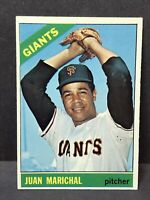 1966 Topps #420 Juan Marichal EX - NM San Francisco Giants HOF
