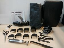 Remington Ceramic Hair Clippers Set With Detail Trimmer @25C