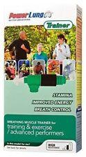 Powerlung Trainer respirazione EXERCISER polmone di alimentazione, ad alta resistenza,