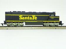"Athearn Ho M/A ""Santa Fe"" Sdp-40 Dummy Locomotive #93"