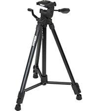 Nikon Full Size Tripod With 3-Way Pan/Tilt Head Black, London