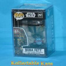 Star Wars - Boba Fett (Futura) Pop! Vinyl Figure in Protector (RS) #297