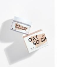 [ Krave Beauty ] Oat So Simple Water Cream 80ml  2.7fl. oz Facial K beauty