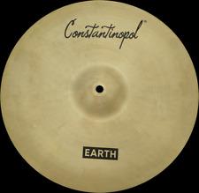 "Constantinopol EARTH THIN CRASH 14"" - B20 Bronze - Handmade Turkish Cymbals"