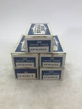 """LOT OF 5 BOXES Duo Fast 3/8"""" No 5412-D Staples 25,000 Count NEW OLD STOCK"""