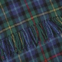 Scozzese Smith Moderno Lana Tartan Tappeto/Coperta Da Ingles Buchan of Scotland