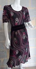 Robe voile Vintage, motif en relief - Vintage sailing dress, embossed pattern