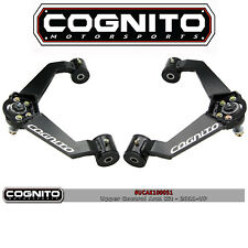 Cognito Upper Control Arms + Ball Joints UCA 01-10 GM Silverado Sierra 1500HD