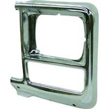 For C10 Suburban 79-80, Driver Side Headlight Door, Chrome