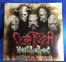 Lordi - Monstereophonic - Theaterror vs. Demonarchy, lim. clear 2x LP, neu/OVP