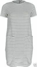 Stripes Shirt Dresses for Women with Pockets