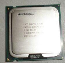 Intel Core 2 Duo CPU Processor 2.80 ghz E7400 SLGQ8