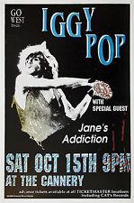 0338  Vintage Music Poster Art - Iggy Pop