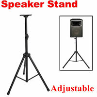 Pro Audio DJ Universal Pa Speaker Adjustable Tripod Pole Mount Speaker Stand