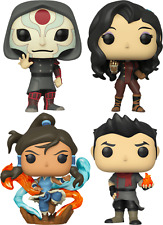 The Legend of Korra - Republic City Pop! Vinyl Bundle (Set of 4)