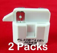 4X Plastic Refrigerator Freezer Compressor Overload Protector Overload Start PL
