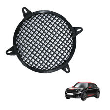 8'' Metal Mesh Round Car Vehicle Subwoofer Speaker Cover Grill Protector Comely