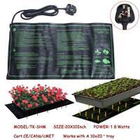 18W Waterproof Propagation Large Seedling Heat Mat Seed Pad Germination Reptile