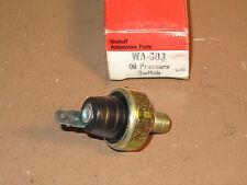 OIL PRESSURE SWITCH - fits 62-79 Volkswagen, Audi, 71-76 Toyota - Niehoff WA603