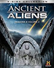 Ancient Aliens: Season 6, Vol. 2 (Blu-ray Disc, 2015, 3-Disc Set)