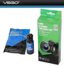 Professional Lens Cleaner + Cleaning Cloth Portable Kit Set for DSLR SLR Camera