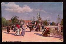 french Tuck Jetee Promenade Casino Nice France postcard