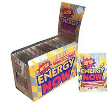 2 BOXES ULTRA ENERGY NOW, EACH BOX HAS 24 PKS
