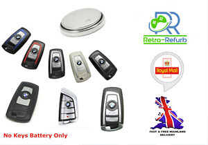Panasonic Battery For BMW F30 F20 F10 F01 X5 X3 3 5 6 7 F Series Key Fob Remote