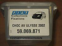KIT FIXATION PARE-CHOCS AVANT FIAT ULYSSE 2002 - 59069871
