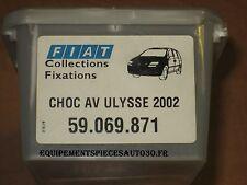 59069871 KIT FIXATION NEUF PARE CHOC AVANT FIAT ULYSSE 2002