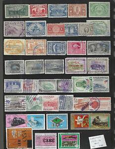 HONDURAS Air-Mails...#C80//C595...Mint & Used...1935/76...41 Diff