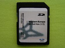 FORD SD CARD NAVIGATION SD SAT NAV V3 EUROPA 2013 B-MAX C-MAX TRANSIT TOURNEO