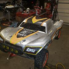Losi 5t 5iveT with Bartolone Pipe Kill Switch 36cc engine and other upgrades