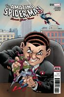 Amazing Spider-Man Renew Your Vows #10 COVER A 1ST PRINT