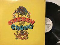 Cheech & Chong – Cheech And Chong LP 1971 Ode Records – SP 77010 VG+