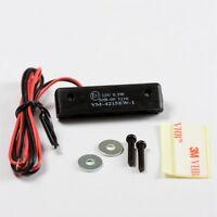 Mini Micro LED Kennzeichenbeleuchtung Nummernschild Beleuchtung kleben schrauben