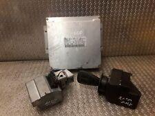 MERCEDES W208 Engine ECU Set CLK Class W208 2.3K 142kw OEM 2105450008 0235457732