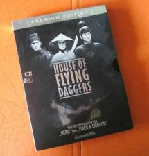 2Dvds Premium Edition House of Flying Daggers + Booklet