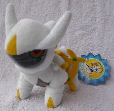 "Official Pokemon Center 2009 Pokedoll DP Arceus Soft Plush Toy Doll Japan MWT 7"""