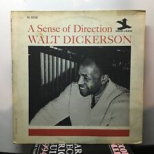 WALT DICKERSON - A Sense of Direction ~ NEW JAZZ 8268 {purple label} ->VERY RARE
