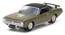 1/64 GREENLIGHT GL MUSCLE SERIES 19 1970 Plymouth Hemi 'Cuda in Citron Gold