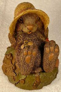 SCARLET-R 1993~Tim Wolfe/Tom Clark Gnome~Item #9056~Ed #46~Signed~w/COA & Story