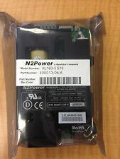 NEW Qualstar N2Power XL160-3  S19  400013-06-6  Power Supply