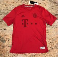 7d2c7b6e0 Adidas x Parley Bayern Munich home jersey Youth Sz L 13-14Y NWT