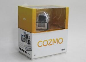 ANKI Cozmo High Tech Mobile Android Controlled Robot w/3 Power Cubes 2017 NEW